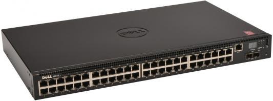 Купить Коммутатор DELL N2048 48 портов 10/100/1000Mbps 2xSFP 210-ABNX/012