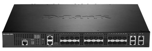 Коммутатор D-LINK DXS-3400-24SC/A1ASI