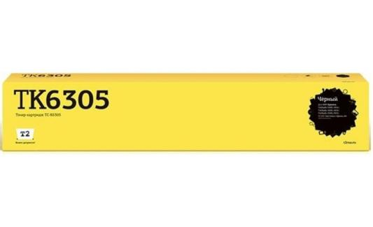 Картридж T2 TC-K6305 для Kyocera TASKalfa 3500i/4500i/5500i черный 35000стр картридж cactus cs tk6305 для kyocera mita taskalfa 3500 3501 4500 4501 5500 5501 3500i 3501i 4500i 4501i 5500i 5501i черный 35000стр