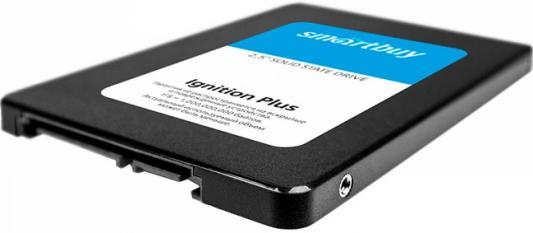 Твердотельный накопитель SSD 2.5 120GB Smartbuy Ignition PLUS Read 560Mb/s Write 465Mb/s SATA SB120GB-IGNP-25SAT3 твердотельный накопитель ssd 2 5 120gb smartbuy ignition plus read 560mb s write 465mb s sata sb120gb ignp 25sat3