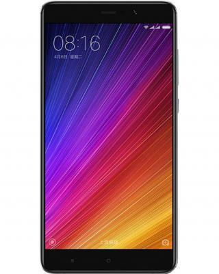 Смартфон Xiaomi Mi5S Plus серый 5.7 64 Гб NFC LTE Wi-Fi GPS 3G мобильный телефон xiaomi mi5s plus 64 gb серебристый