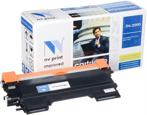 Картридж NV-Print TN-2090/TN-2275 для Brother HL-2132R DCP-7057R/HL-2240/2240D/2250DN/ DCP7060/ 7065/7070/ MFC7360/7860 черный 2600стр pz dr2245 for brother dr 2245 dr2245 drum unit hl 2220 hl 2240 mfc 7360 mfc 7460dn dcp 7057 dcp 7060d