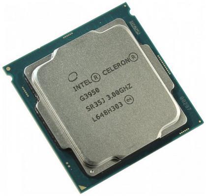 Процессор Intel Celeron G3950 3.0GHz 2Mb Socket 1151 BOX процессор intel core i7 8700 3 2ghz 12mb socket 1151 v2 box