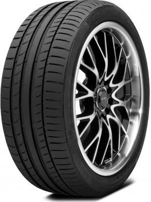 Шина Continental ContiSportContact 5 SUV TL FR 255/40 R20 101W XL летняя шина continental contisportcontact 2 255 35 r20 97y