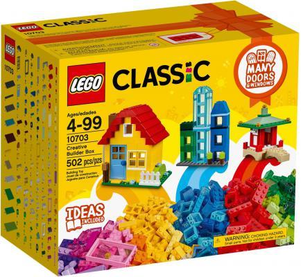 """Конструктор LEGO """"Classic"""" - Набор для конструирования 502 элемента 10703"""