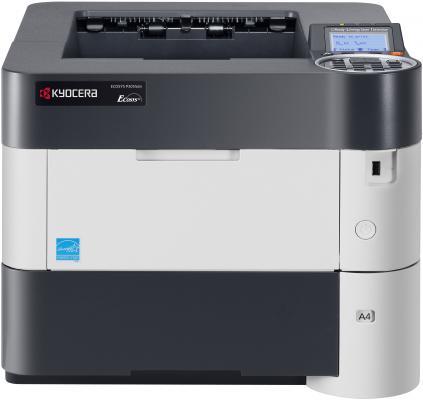 Принтер Kyocera P3055dn ч/б A4 55ppm 1200x1200dpi Duplex Ethernet USB 1102T73NL0