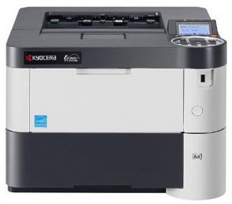 Принтер Kyocera P3045dn ч/б A4 45ppm 1200x1200dpi Duplex Ethernet USB 1102T93NL0