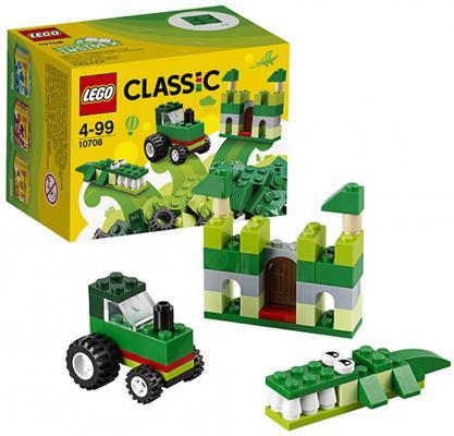 Конструктор LEGO Зеленый набор для творчества 66 элементов