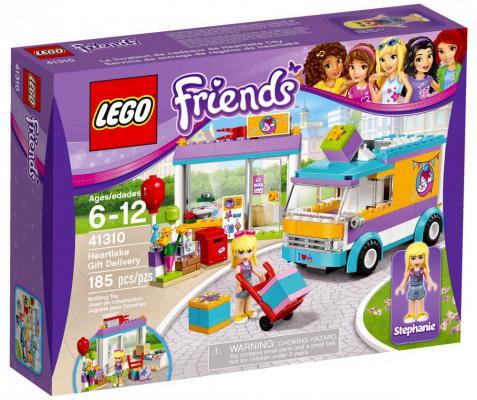 """Конструктор LEGO """"Friends"""" - Служба доставки подарков 185 элементов 41310"""