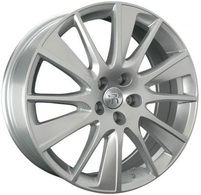 Диск Replay TY203 7.5xR19 5x114.3 мм ET35 Silver (конус, C570)