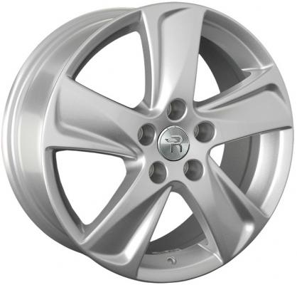 Диск Replay TY219 7.5xR19 5x114.3 мм ET30 Silver (конус, C570)