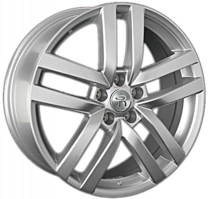 Диск Replay TY223 7.5xR19 5x114.3 мм ET30 Silver (конус, C570)