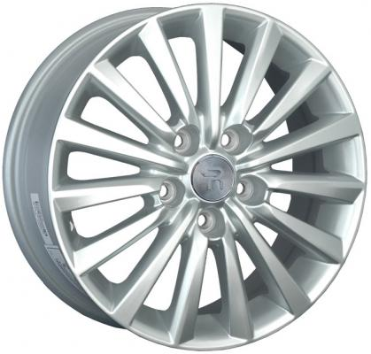 Диск Replay MZ55 7xR18 5x114.3 мм ET50 Silver (конус, C570)