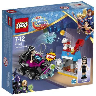 """Конструктор LEGO """"Super Hero Girls"""" - Танк Лашины 145 элементов  41233"""