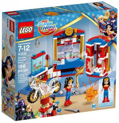 """Конструктор LEGO """"Super Hero Girls"""" - Дом Чудо-женщины 186 элементов  41235"""