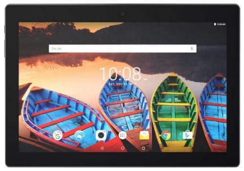 Планшет Lenovo Tab 3 TB3-X70L 10.1 32Gb черный Wi-Fi 3G Bluetooth 4G Android ZA0Y0004RU lenovo tab 2 a7 30dc 8gb wi fi 3g white