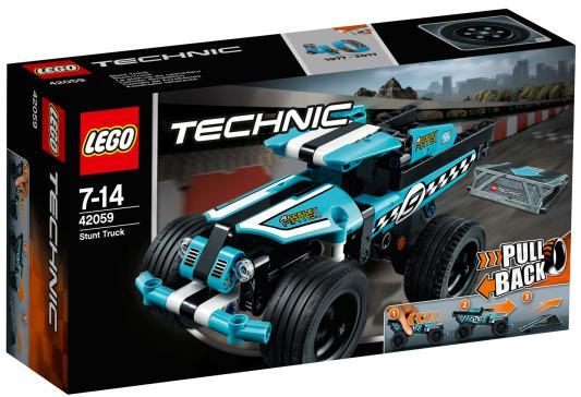 """все цены на Конструктор LEGO """"Technic"""" - Трюковой грузовик 142 элемента 42059 онлайн"""