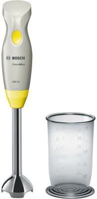 Блендер погружной Bosch MSM2410Y 400Вт серый жёлтый