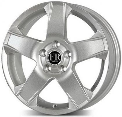 Диск FR replica Chevrolet Aveo 2012 GN35 5.5xR14 5x105 мм ET39 S литой диск replica legeartis concept opl523 8x19 5x105 et46 d56 6 bkf