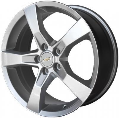 Диск FR replica Chevrolet Cruze/Aveo 2012 1,6i GN52 6xR15 5x105 мм ET39 S