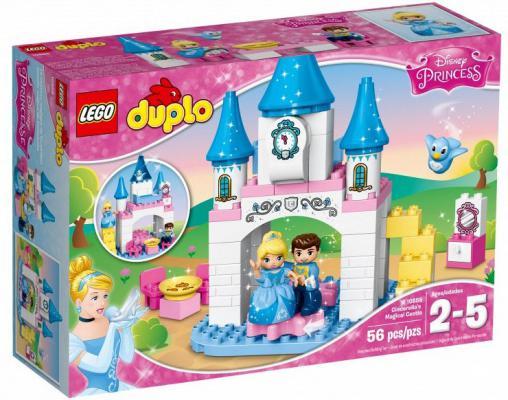 """Конструктор LEGO """"Duplo"""" - Волшебный замок Золушки 56 элементов 10855"""