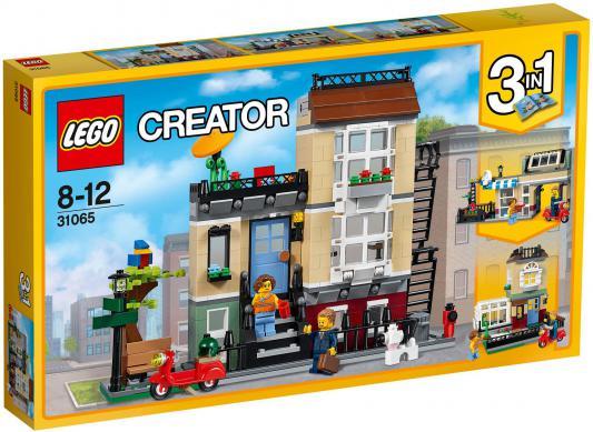 Конструктор LEGO Домик в пригороде 31065 566 элементов