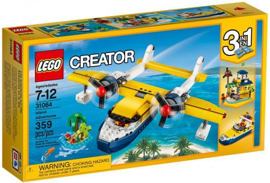 """Конструктор LEGO """"Creator"""" - Приключения на островах 359 элементов 31064"""