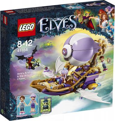 "Конструктор LEGO ""Elves"" - Погоня за амулетом 343 элемента 41184"