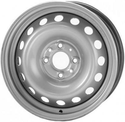 Диск Magnetto VW Polo 14007S AM 5.5xR14 4x100 мм ET45 Silver штампованный диск arrivo ar174 7x17 5x114 3 et45 d60 1 silver