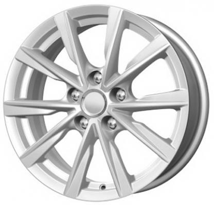 Диск K&K Peugeot 4008 (КСr682) 6.5xR16 5x114.3 мм ET38 Сильвер