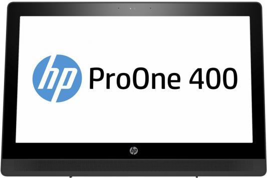 Моноблок 20 HP ProOne 400 G2 1600 x 900 Intel Core i5-6500T 4Gb SSD 128 Intel HD Graphics 530 Windows 10 Professional серебристый черный 1EX63EA hp proone 400 g2 20 0 ips led core i3 6100t 3200mhz 4096mb hdd 500gb intel hd graphics 530 64mb ms windows 10 home 64 bit [t9t35es]