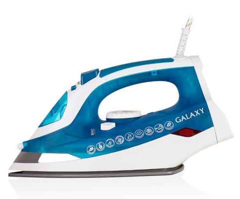 Утюг GALAXY GL6118 2200Вт синий