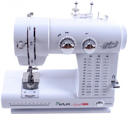 Швейная машина VLK Napoli 2700 белый оверлок kromax vlk napoli 2900