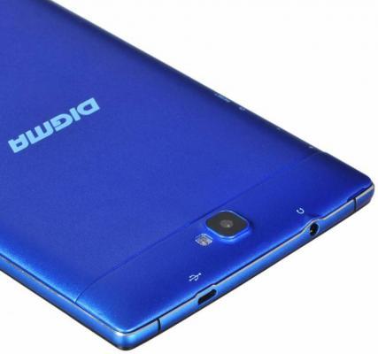 "Планшет Digma Plane 7012M 3G 7"" 8Gb синий Wi-Fi 3G Bluetooth Android PS7082MG"
