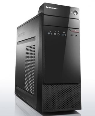 Системный блок Lenovo S200 MT J3060 4Gb 500Gb DVD-RW DOS клавиатура мышь черный 10HR001FRU