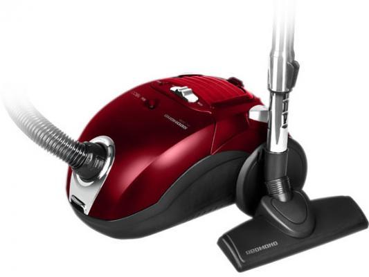 Купить Пылесос Redmond RV-329 сухая уборка красный