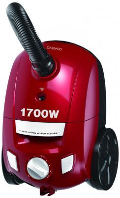 Пылесос DAEWOO RGJ-210R сухая уборка красный