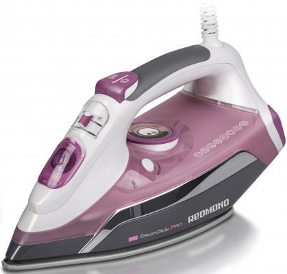 Утюг Redmond RI-C233 2500Вт фиолетовый серый