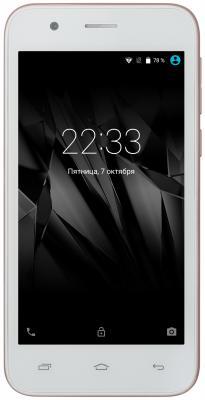 """Смартфон Micromax Q346 Lite шампань 4.5"""" 8 Гб Wi-Fi GPS 3G"""