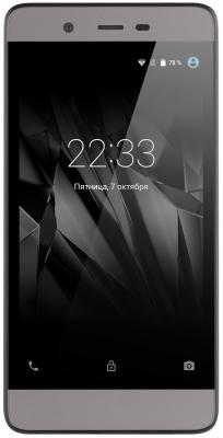 "Смартфон Micromax Q4101 черный серый 4.5"" 8 Гб LTE Wi-Fi GPS 3G"