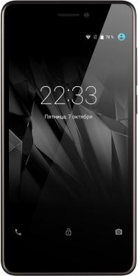 "Смартфон Micromax Q4251 черный серый 5"" 8 Гб Wi-Fi GPS 3G LTE"