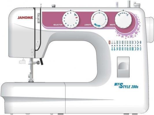 Швейная машина Janome MyStyle 280 S