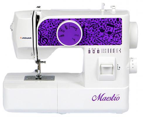 Швейная машина Jaguar Maestro 17 белый