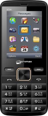 Мобильный телефон Micromax X704 черный 2.4 мобильный телефон micromax bolt q379 черный