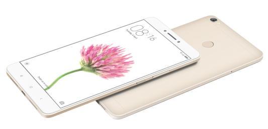 "Смартфон Xiaomi Mi Max золотистый 6.44"" 32 Гб LTE Wi-Fi GPS 3G от 123.ru"