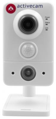 """Камера IP ActiveCam AC-D7121IR1W CMOS 1/2.7"""" 2.8 мм 1920 x 1080 H.264 Wi-Fi белый"""