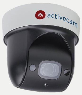 Камера IP ActiveCam AC-D5123IR3 CMOS 1/2.7 1920 x 1080 H.264 MJPEG RJ-45 LAN PoE черный видеокамера ip activecam ac d2121wdir3 1 9 мм белый