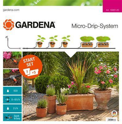 Набор для полива Gardena 13001-20.000.00 200pcs 13001 mje13001 to 92 600v 0 2a npn transistor