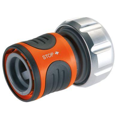 """Универсальный коннектор Gardena Premium 3/4"""" 08169-20.000.00 коннектор с регулятором gardena premium 3 4 18254 20"""