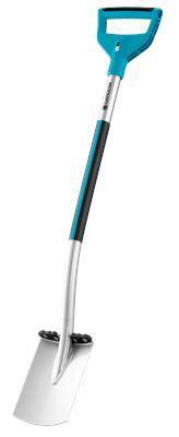 Лопата Gardena Terraline штыковая 03772-24.000.00 изогнутая штыковая лопата рос 77228